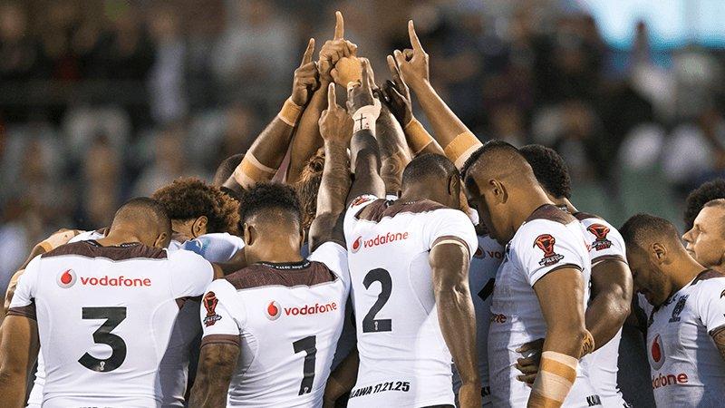 Fiji stun New Zealand in Wellington