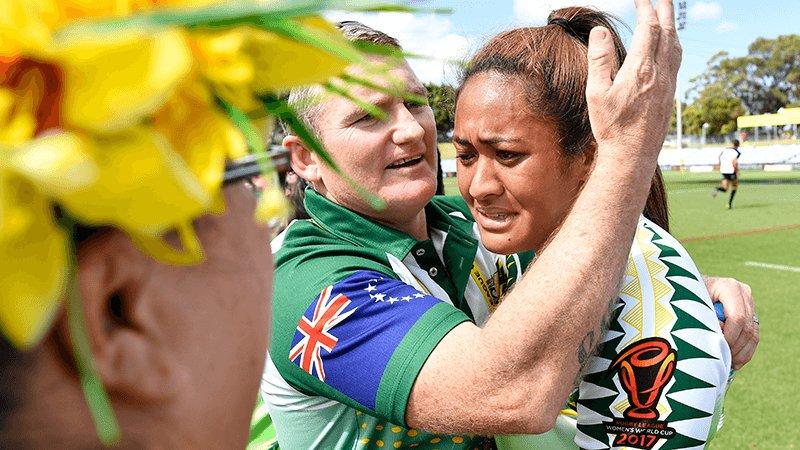 Cook Islands stun England in Women's World Cup