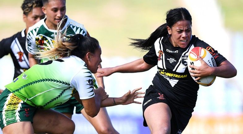 Kiwi Ferns run riot against Cook Islands