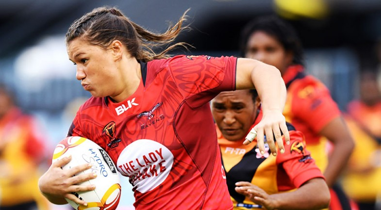 Canada Ravens upset PNG Orchids