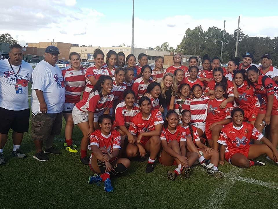 Fetu Samoa squad named for Women's Commonwealth Championship