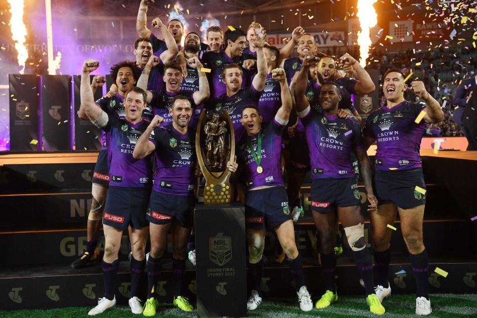 Storm name squad for World Club Challenge