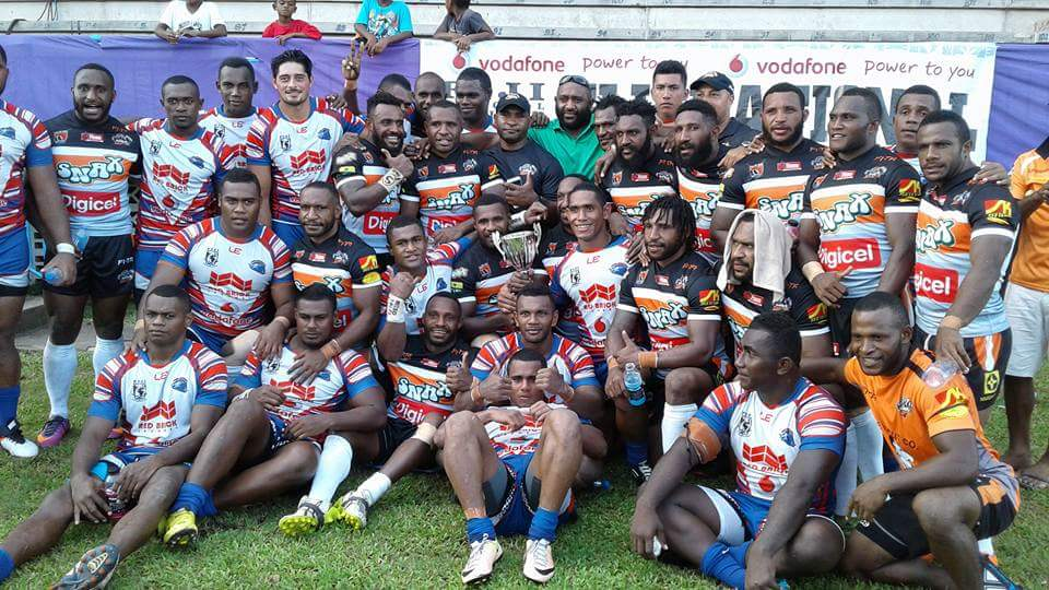 Port Moresby's NFS to host Melanesian Club Challenge