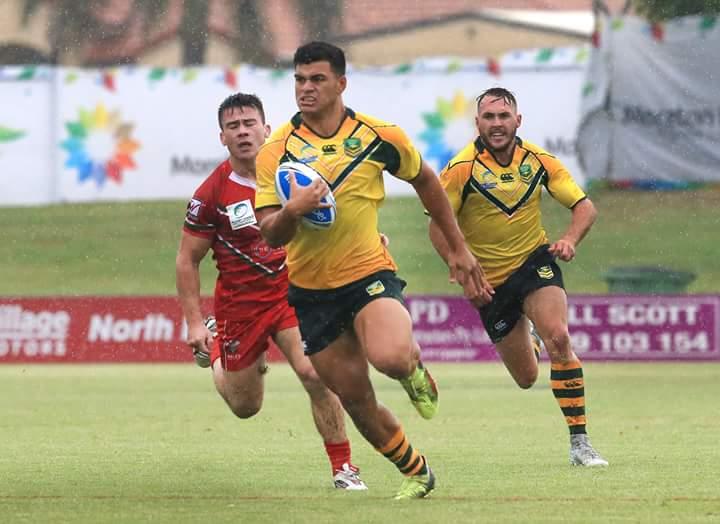Australia wins Gold in all three Commonwealth Championships