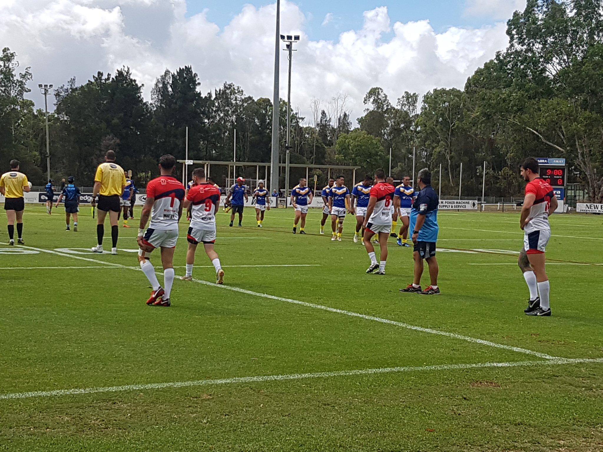 Cabramatta International Nines Results