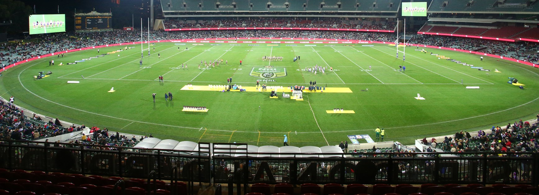 Adelaide Oval to host State of Origin in 2020