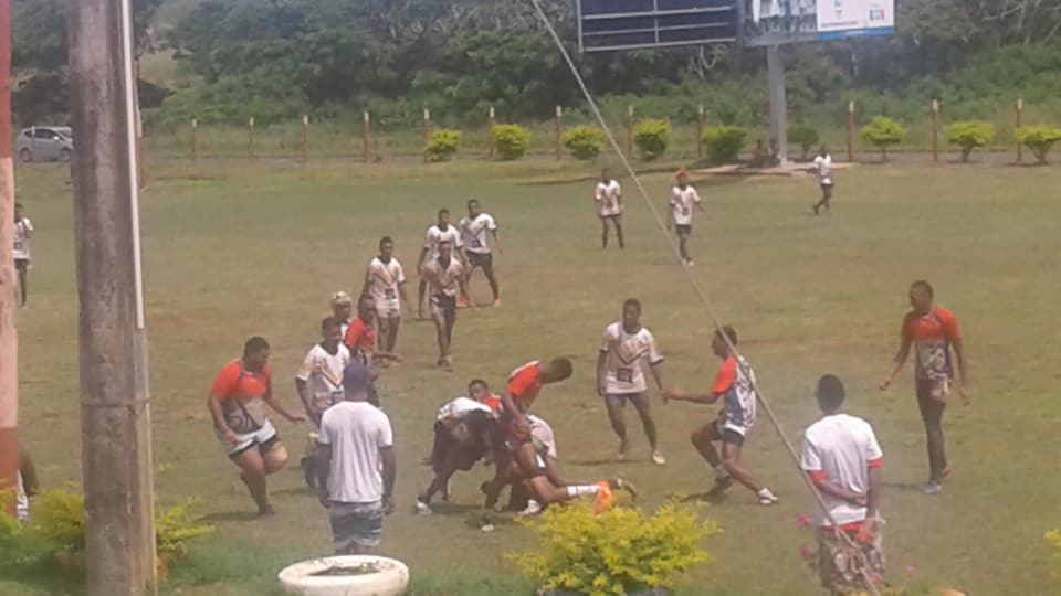 Fiji Vodafone Cup : Round Two