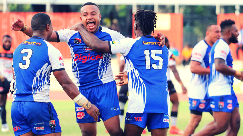 Isous upset Tigers in opening round of Digicel Cup