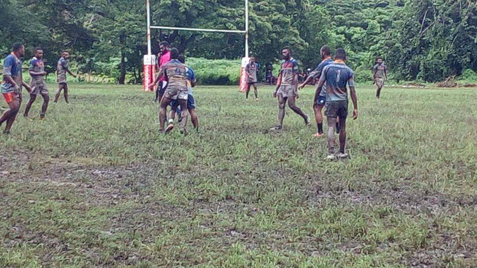 Fiji Vodafone Cup : Round Four