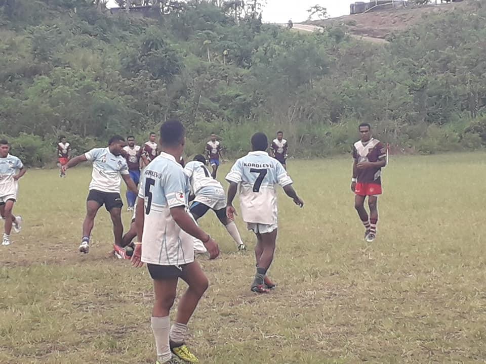 Fiji Vodafone Cup : Round Six