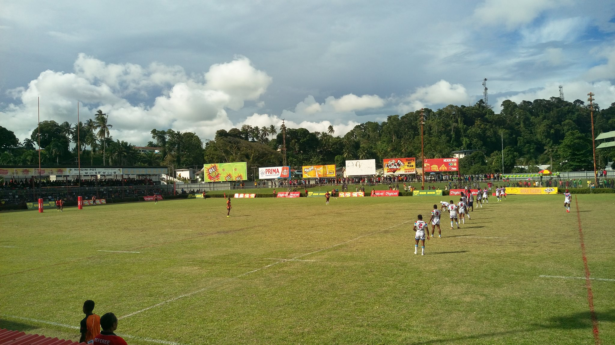 Mioks fortify position at top of PNG Digicel Cup ladder