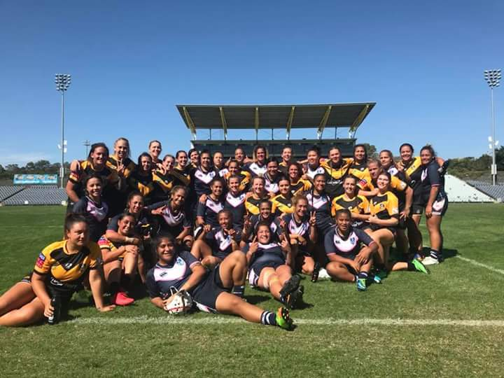 Victoria successfully defend their Women's Affiliate States title