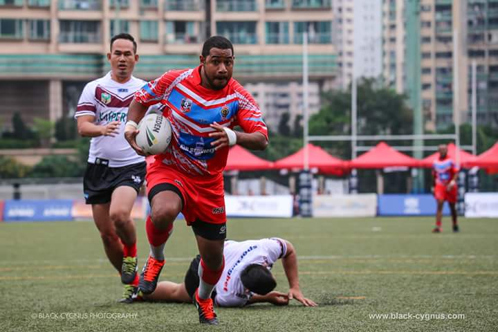 Record number of teams commit to Hong Kong Nines