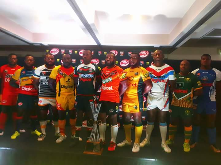 2018 PNG Digicel Cup competition kicks off this weekend