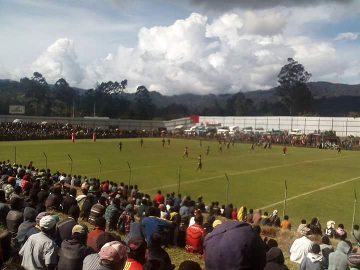PNG Digicel Cup : Round Two