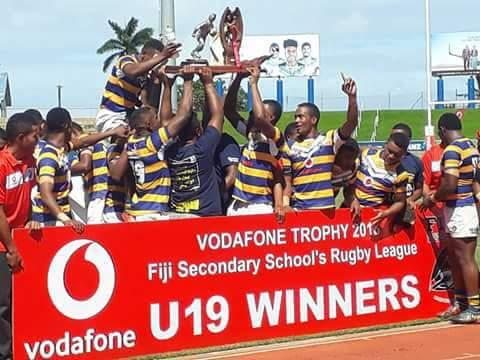 Ratu Kadavulevu School win Fiji Secondary Schools Final