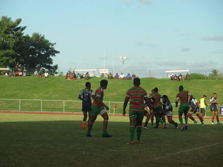 Fiji Vodafone Cup : Round Five
