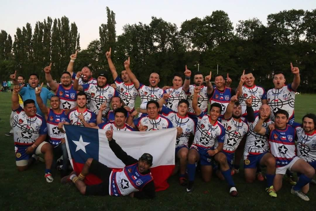 Chile added as Affiliate members of Asia Pacific Rugby League Confederation
