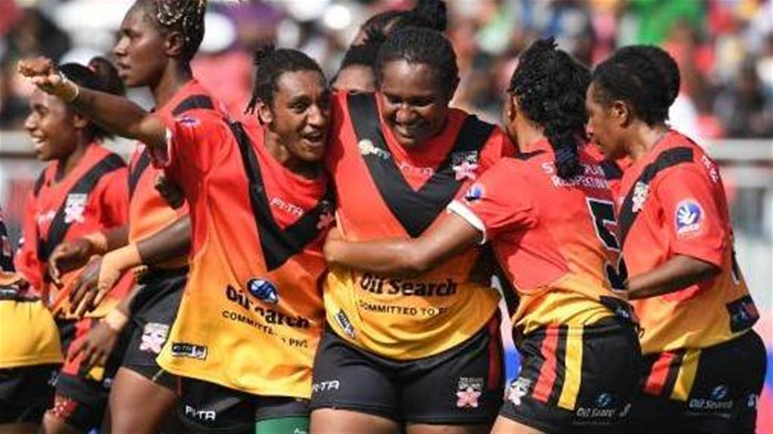 Pacific Games Council (PCG) add Women's Nines to sports list