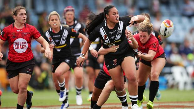 NZRL announce 20 female marquee players