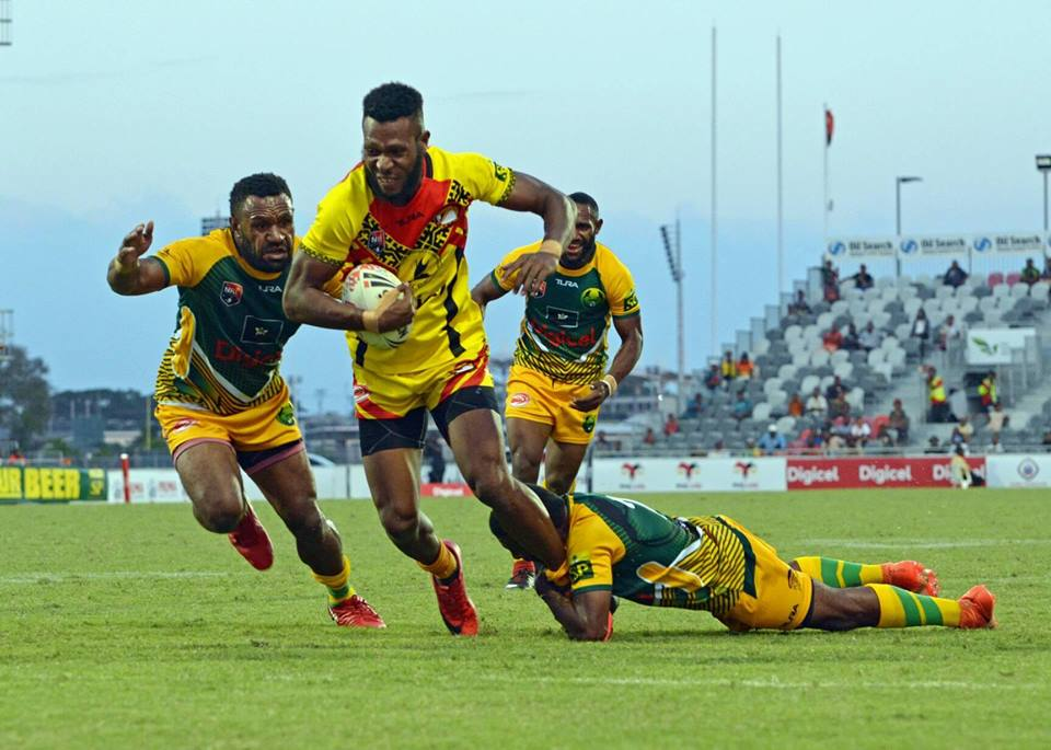 Wigmen and Tigers continue to move up Digicel Cup ladder