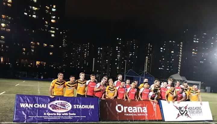 Toa and Storm win opening round of Hong Kong Super League season