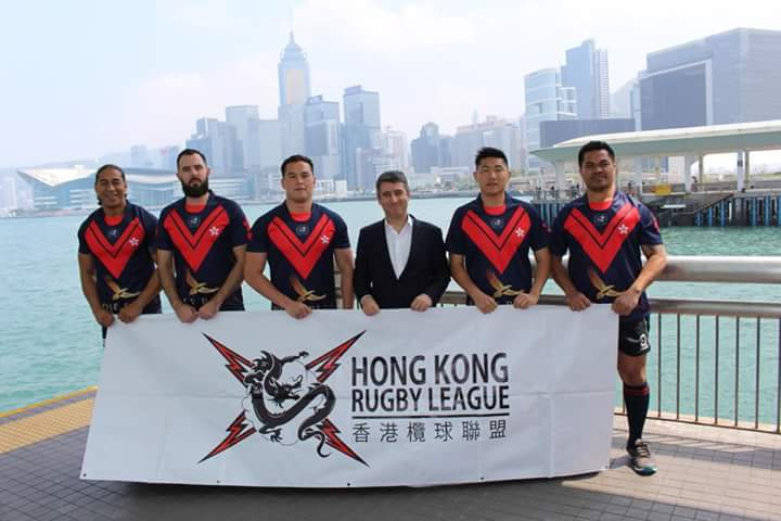 Hong Kong Thunder squad named for East Asia Cup