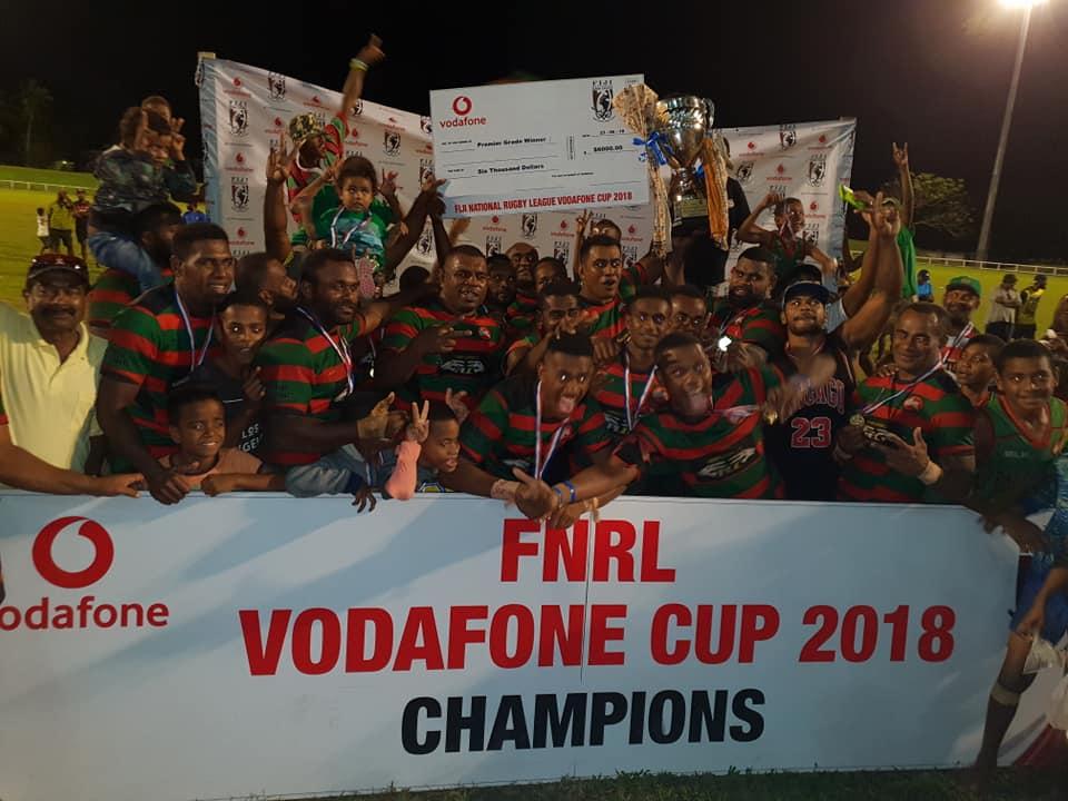 Ravoravo win 2018 Fiji Vodafone Cup