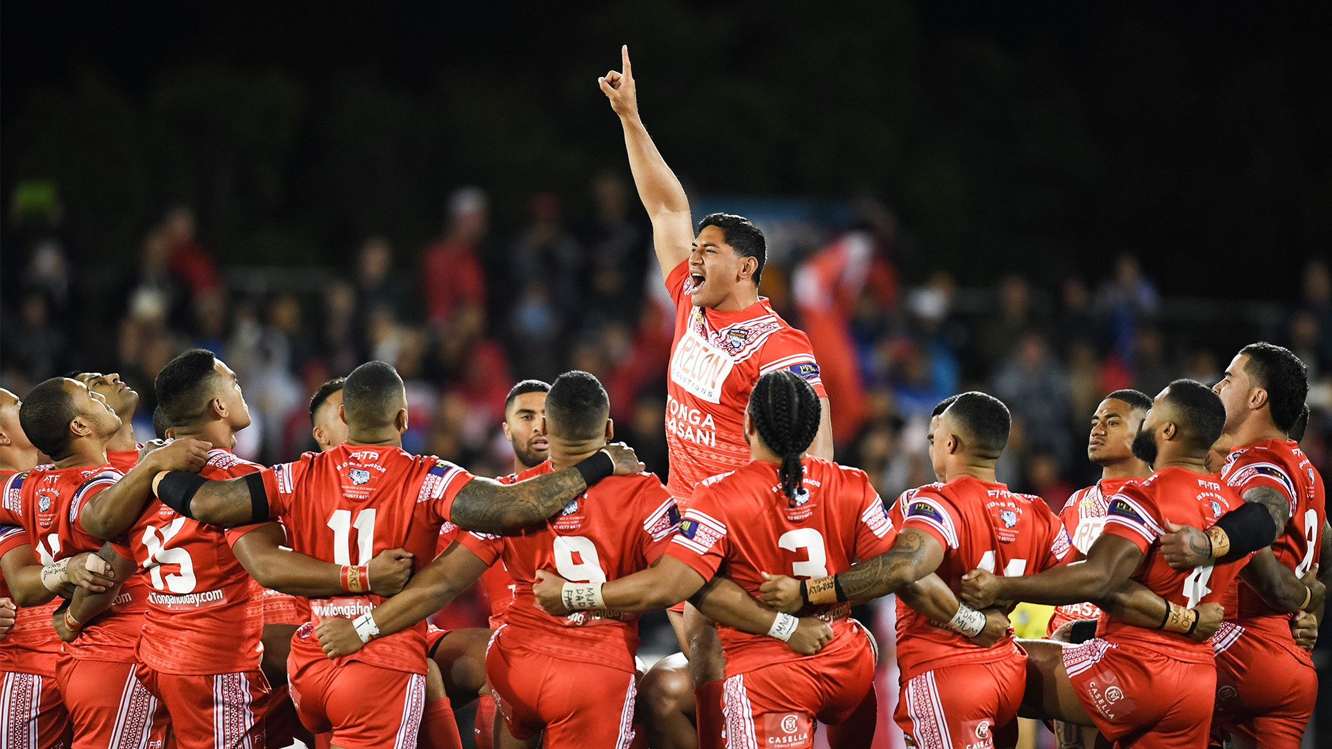 Tonga solidify fourth position in latest World Rankings
