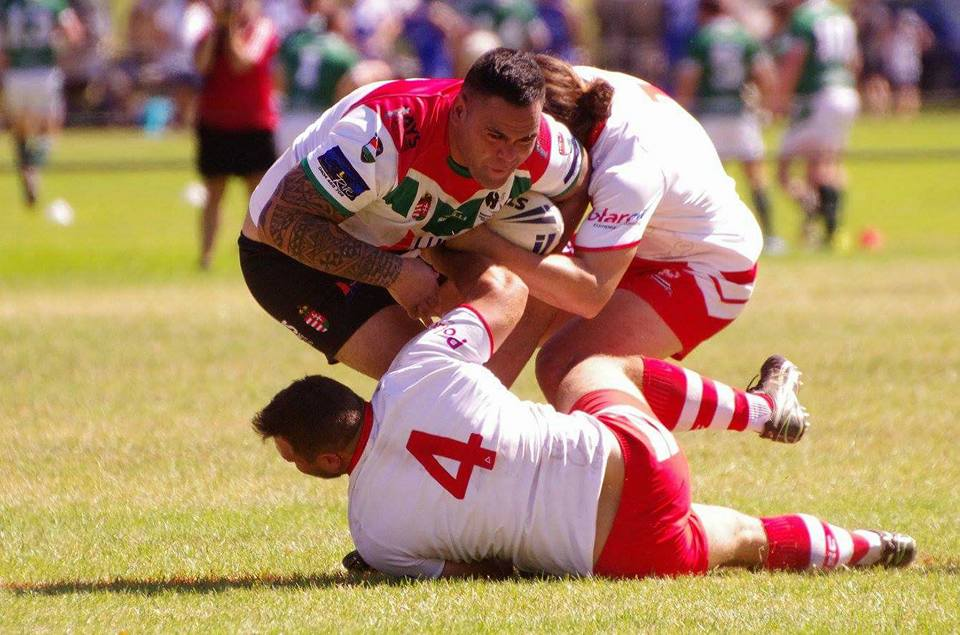 RLIF announce draw for Emerging Nations World Championship