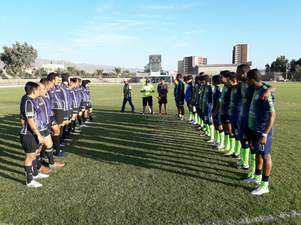 Ngen Mapu emerge victorious in Antofagasta League Final