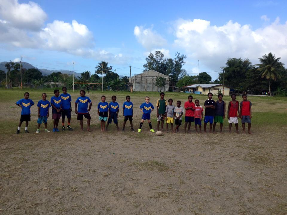 Port Vila Rugby League host first Juniors clash