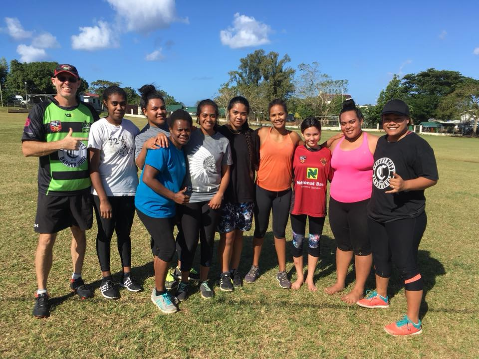 Port Vila to add Women's Rugby League competition