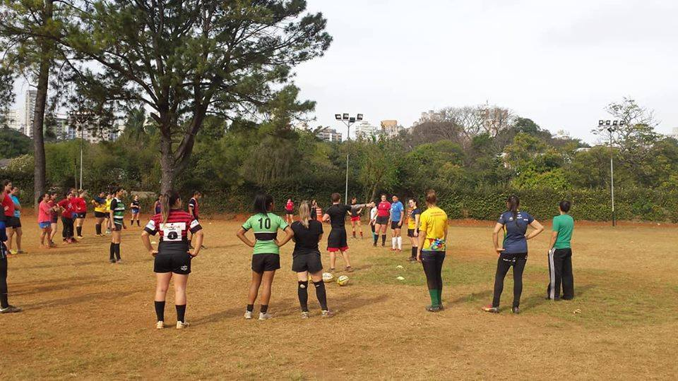 Brazil hosts successful Women's Try-Out