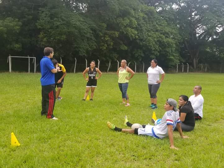 El Salvador Rugby League announce foundation club
