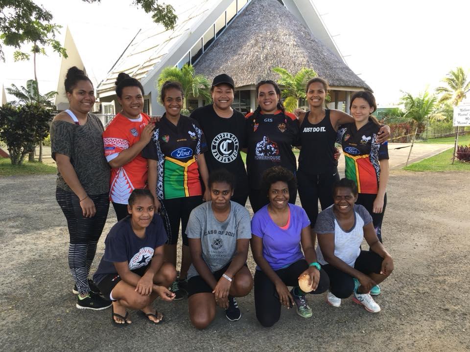 Vanuatu set to host first Women's match