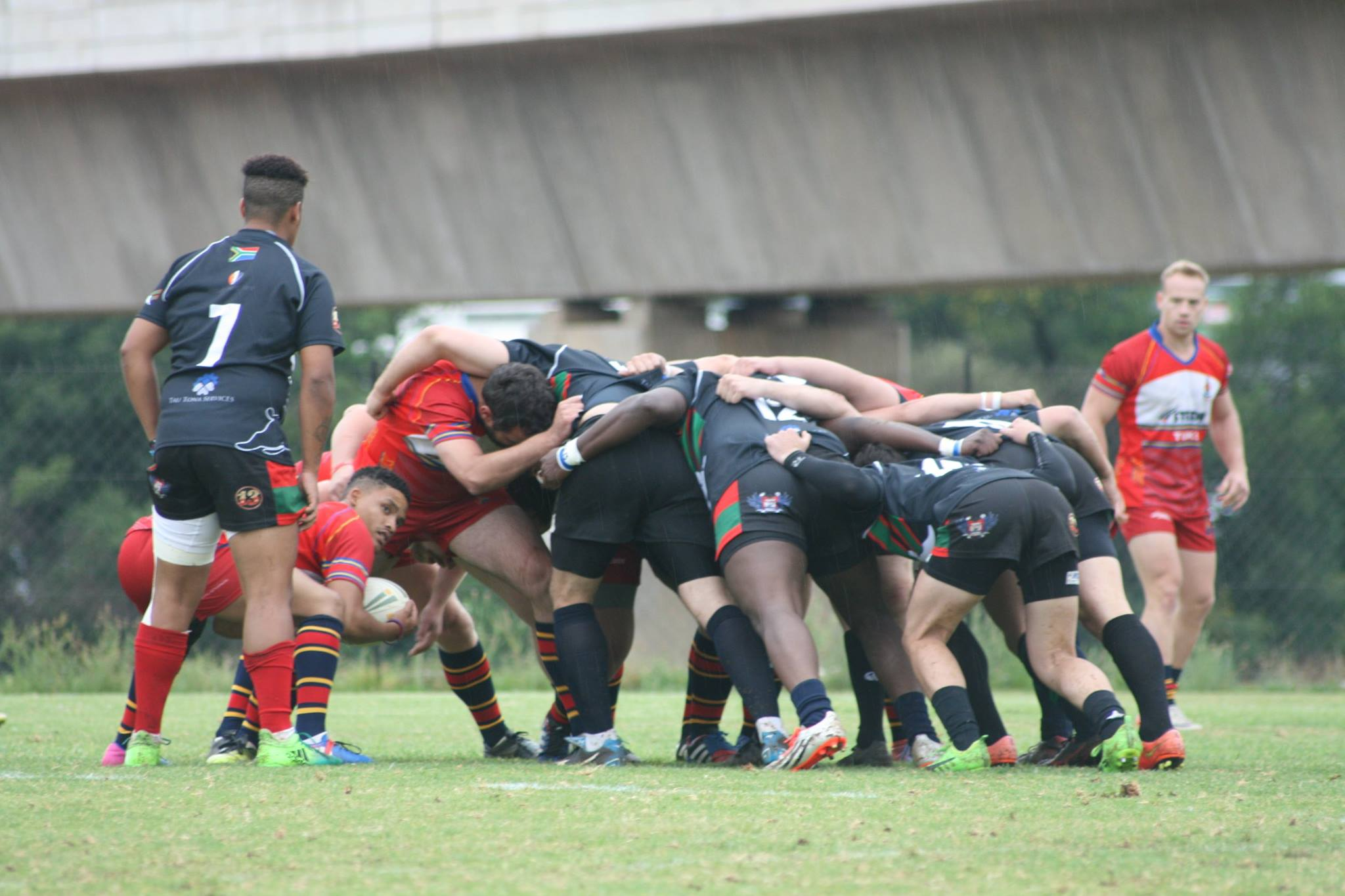 South African Rhino Cup kicks off in Silverton