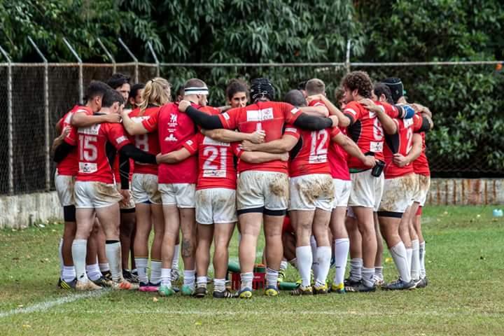 Saracens Bandeirantes team formed