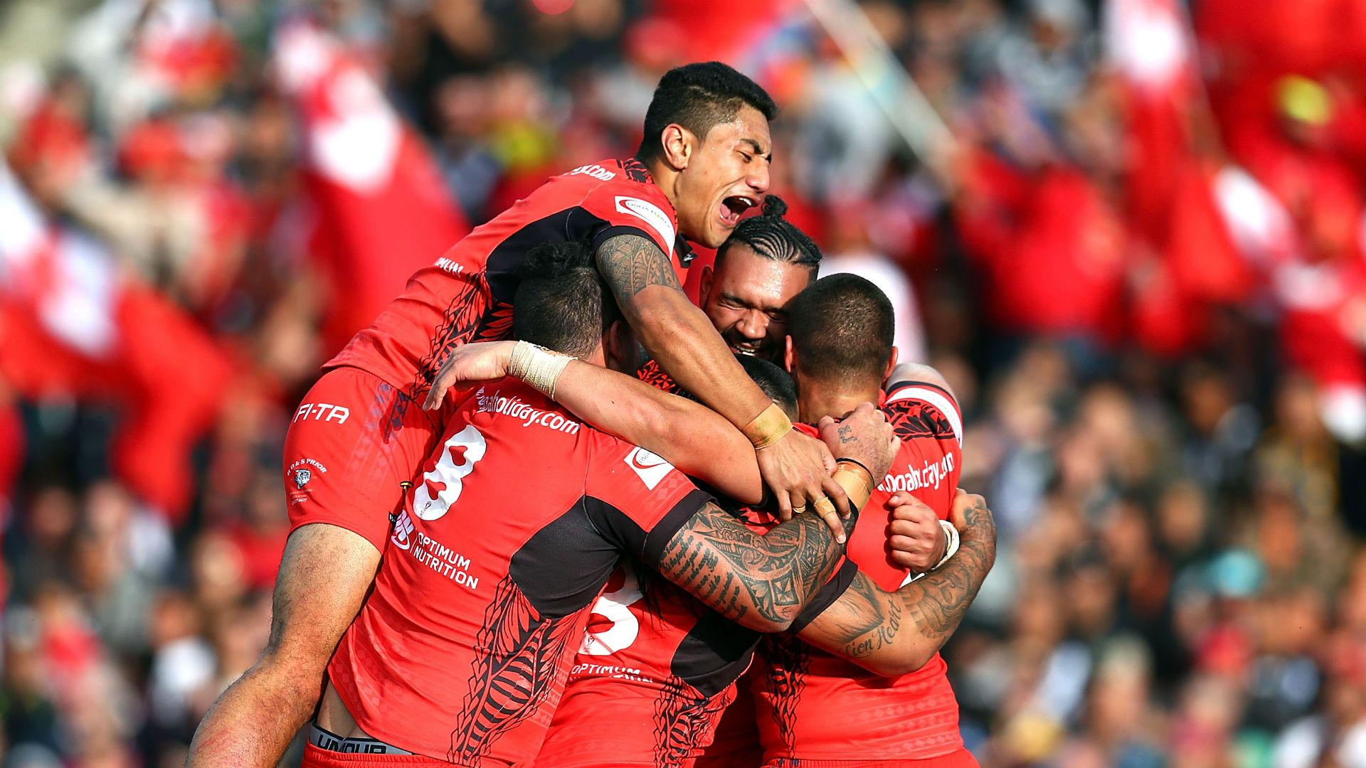 Tonga v Australia Test confirmed, Tonga v New Zealand announced