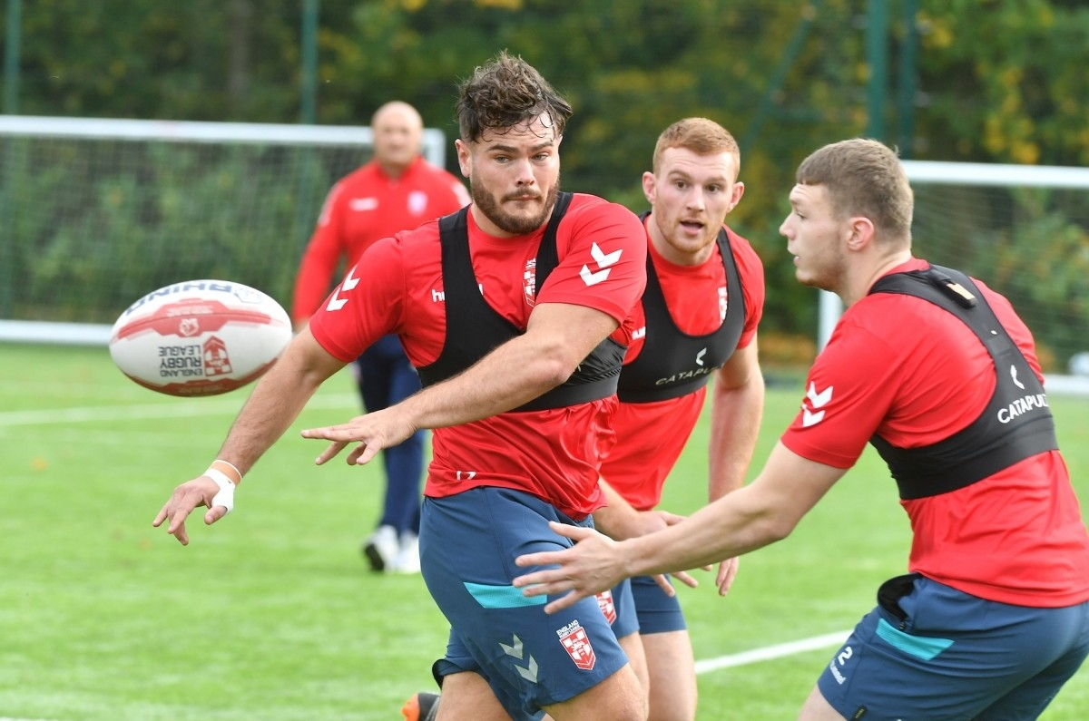 England Knights name squad for Papua New Guinea matches
