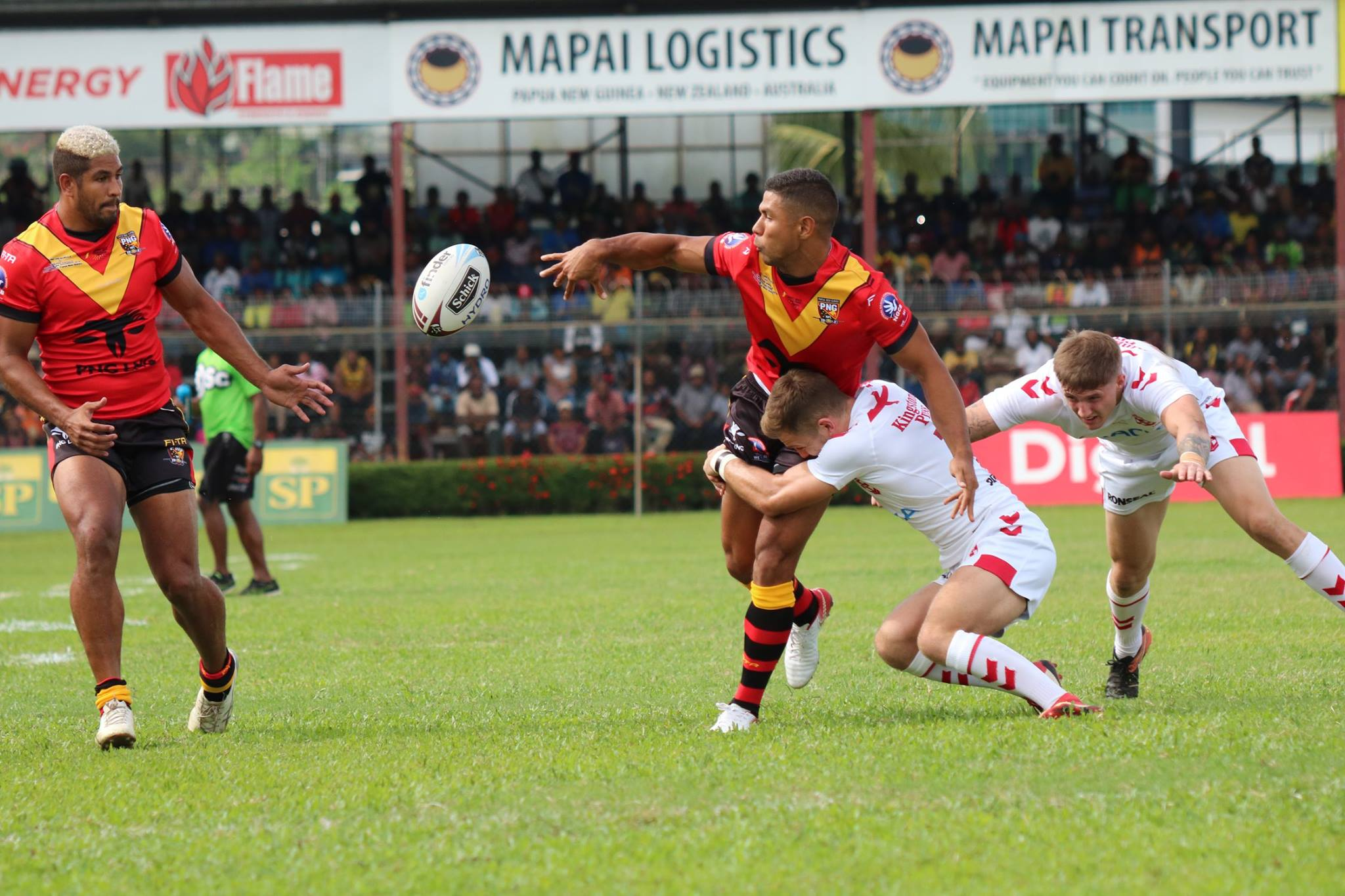 England Knights name squad to take on PNG in Port Moresby