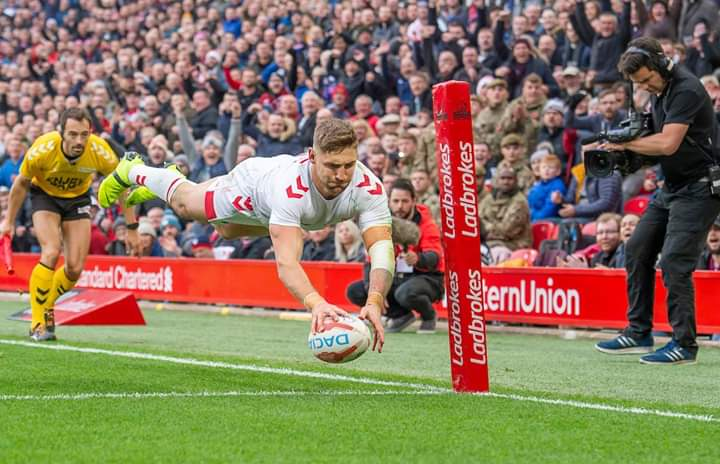 England win at Anfield to secure Baskerville Shield