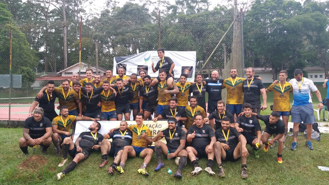 Brazil win inaugural South American Cups
