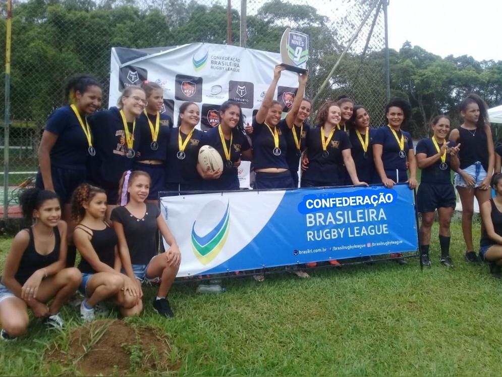 Athenas Itanhaém win inagural Brazilian Women's Nines