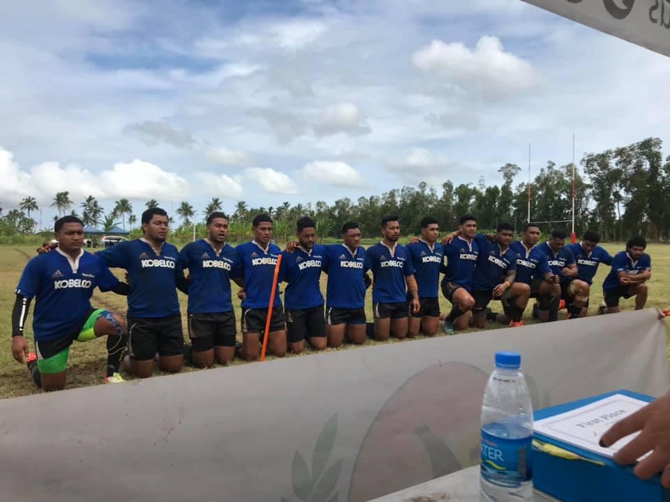 Toloa Old Boys win Tongan Christmas Nines