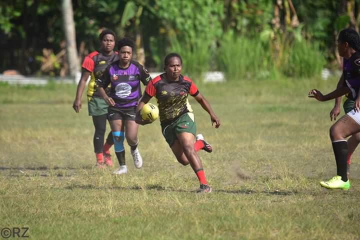 Mele Eels to face Port Vila in Women's Nines Final