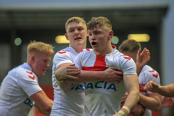 England Academy record 14 – 8 win over Australian Schoolboys