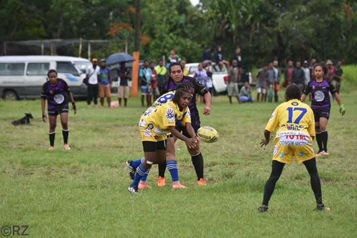 Mele Eels win inaugural Vanuatu Women's Nines Championship