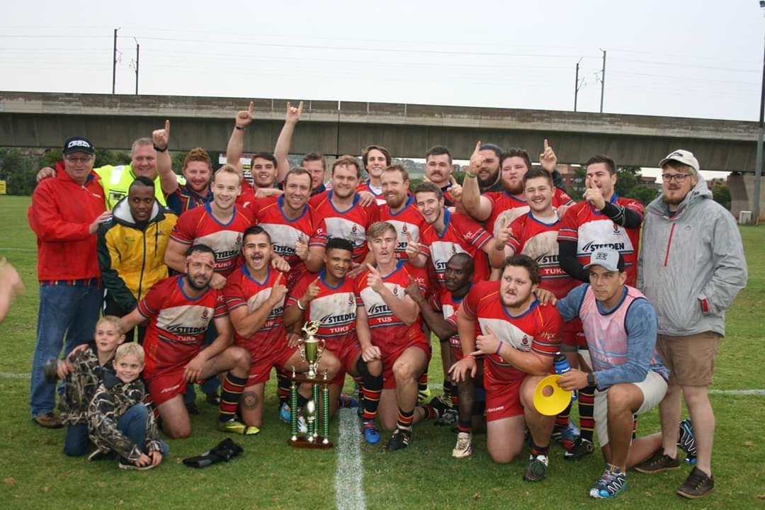 University of Pretoria Reds win Gauteng Final