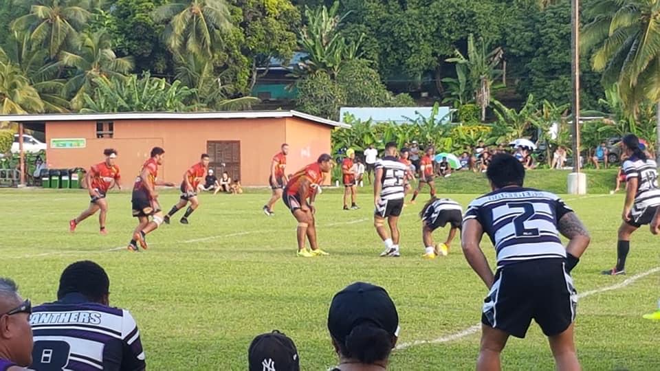 Ngatangiia Matavera Sea Eagles continue winning start
